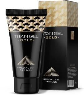 Titan Gel Gold для роста полового члена