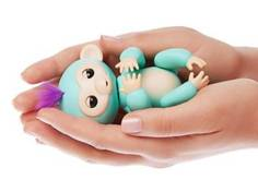 Fingerlings Monkey преимущества