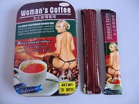 womans coffee